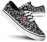Buty Levi's Rulal Floral Trampki 526536-01A